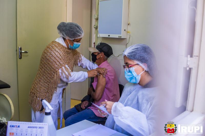 Vacinação Influenza - Barra Grande