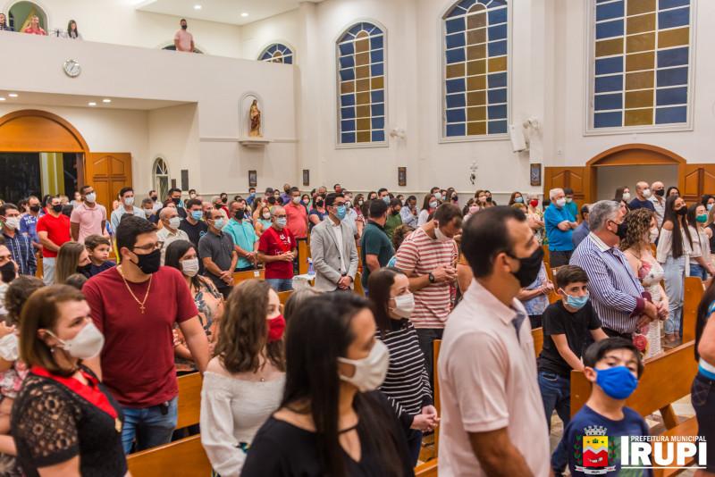 Culto e Missa em Ação de Graças pelos 30 anos de Emancipação de Irupi