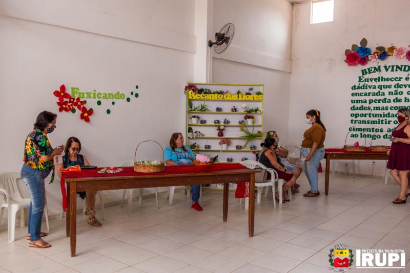 Workshop Talentos - Serviço de Convivência e Fortalecimento de Vínculos