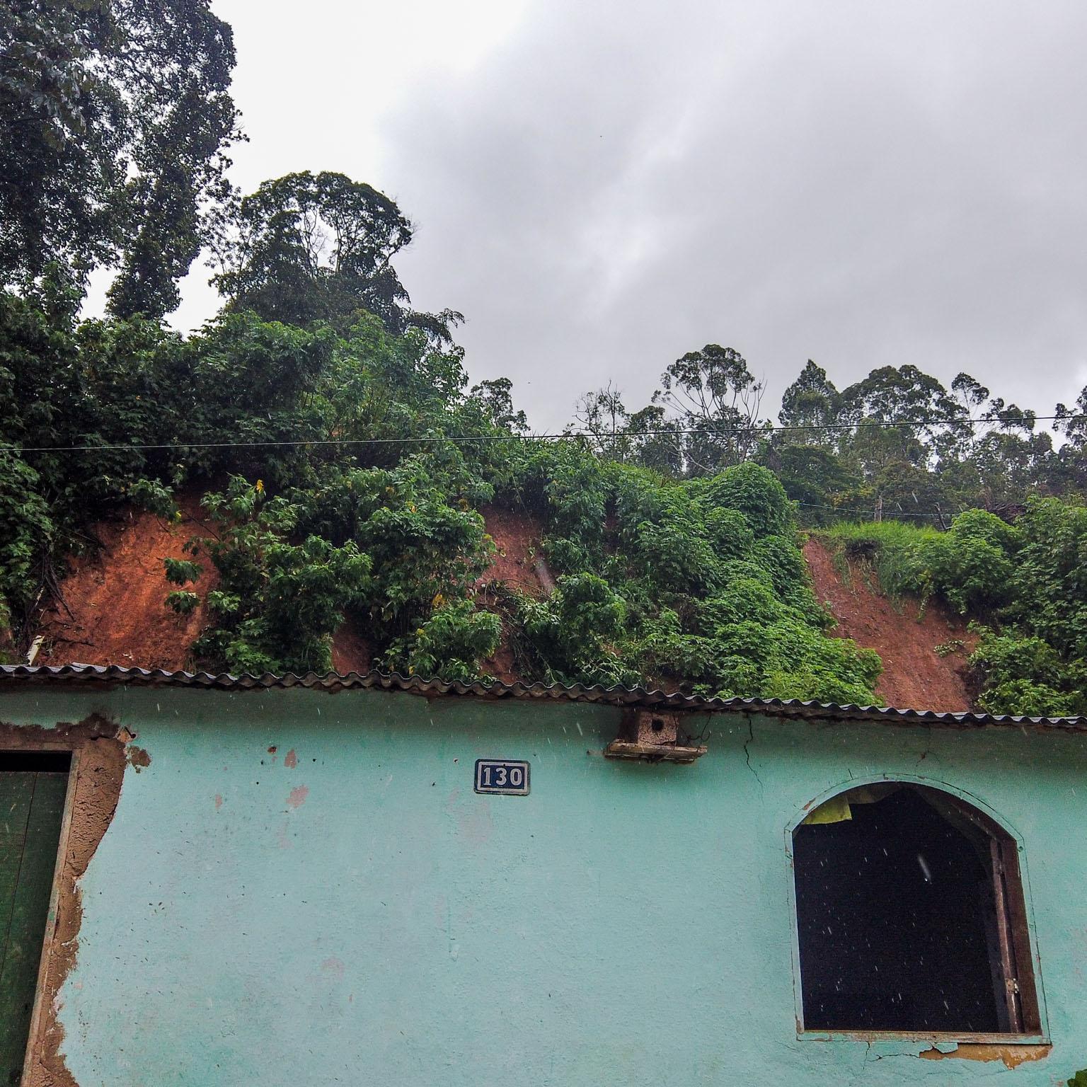 Irupi é afetada pelas Chuvas de Janeiro