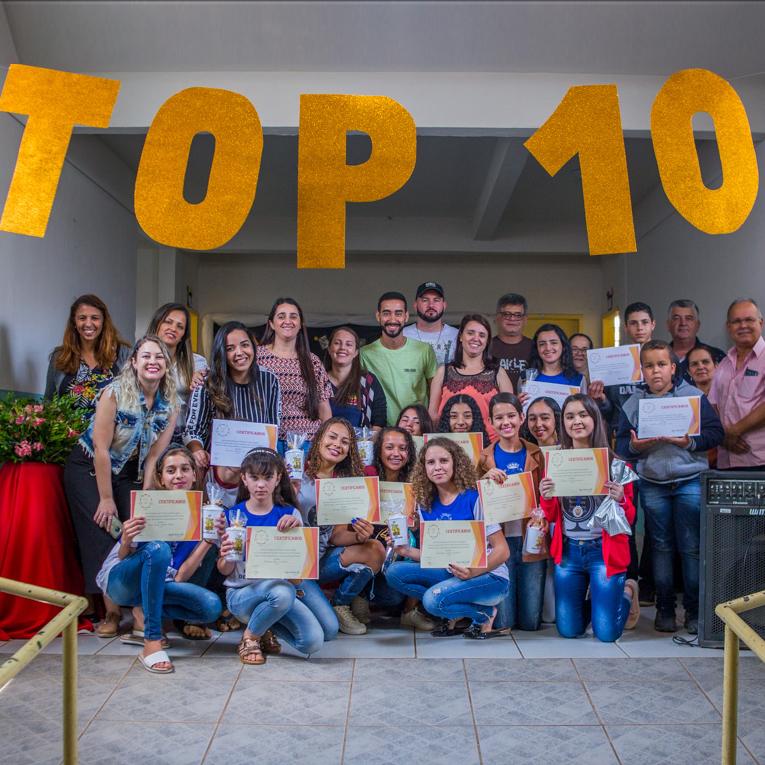 Alunos TOP10
