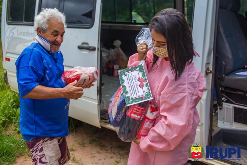 Entregas do Natal Solidário 2020