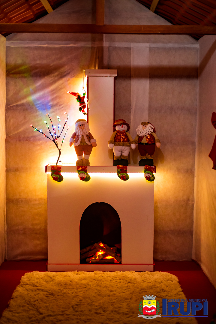 Casa do Papai Noel 2020