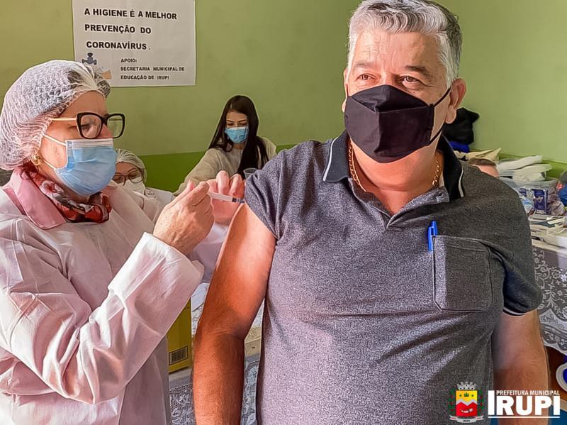 Ação de Vacinação
