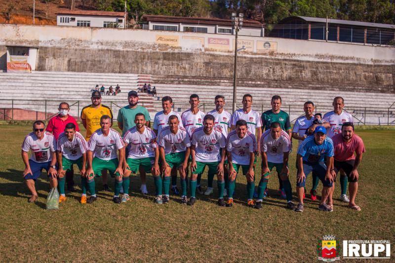 Campeonato Master Irupi 2021 -  FINAL